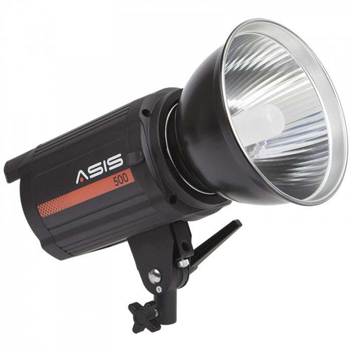 Used Asis Radio-Enabled 500ws Studio Strobe