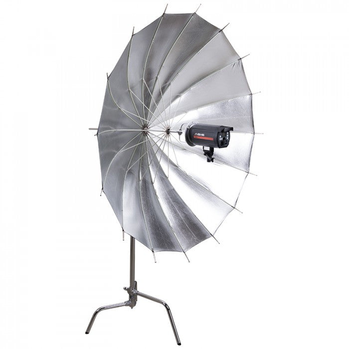 Asis 150 cm Asis Illumus Parabolic Umbrella AS3150
