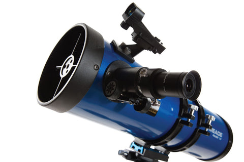 Meade Polaris 130mm German Equatorial Reflector - Telescopes - Meade - Helix Camera