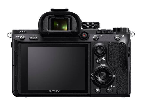 Sony a7 III Mirrorless Camera with 28-70mm