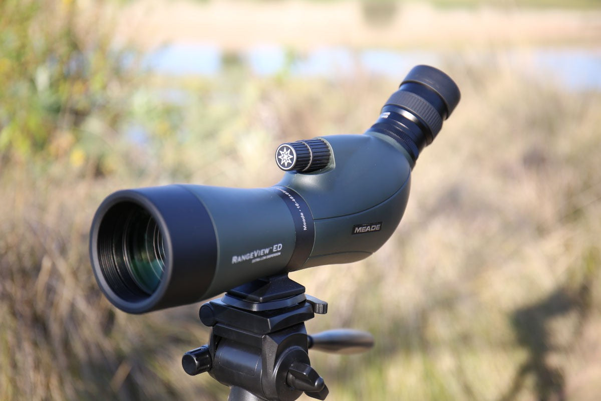Meade Rangeview ED Spotting Scope  - 16-48X65MM