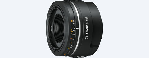 Sony 50mm f1.8 DT SAM - Photo-Video - Sony - Helix Camera