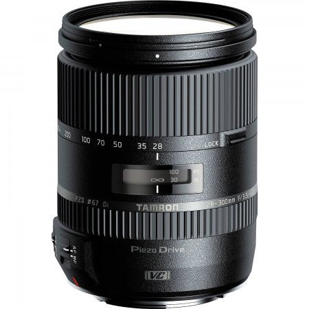 Tamron Canon 28-300mm F/3.5-6.3 Di VC PZD w/ hood AFA010C700 - Photo-Video - Tamron - Helix Camera