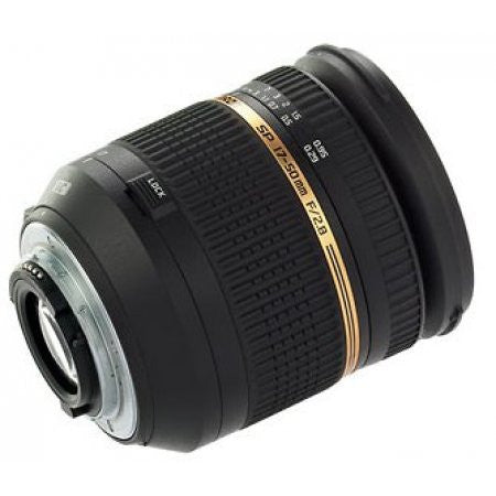 Tamron Canon SP 17-50mm F/2.8 XR Di II VC LD Aspherical (IF) w/ hood AFB005C700 - Photo-Video - Tamron - Helix Camera
