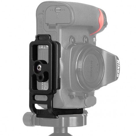 Kirk BL-D300 Compact L-Bracket for Nikon D300 & D300s - Photo-Video - Kirk Enterprises - Helix Camera