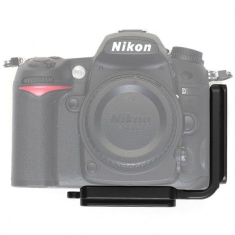 Kirk BL-D7000 Compact L-Bracket for Nikon D7000 - Photo-Video - Kirk Enterprises - Helix Camera