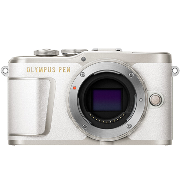 Olympus PEN E-PL9 Mirrorless Camera - Pearl White
