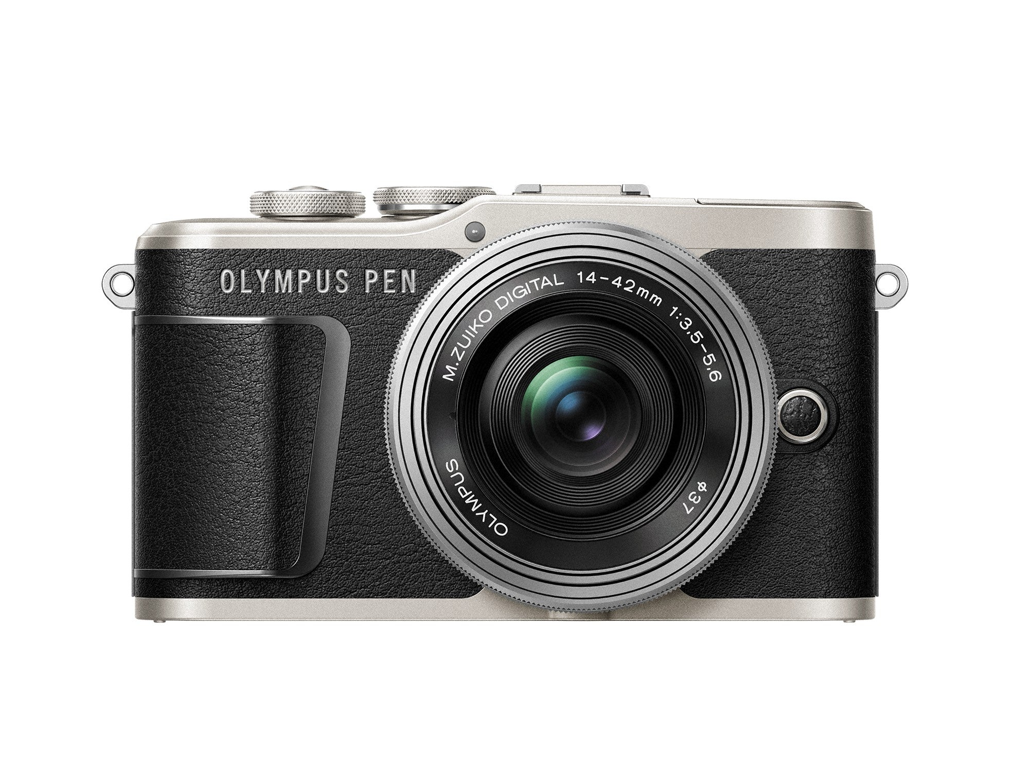 Olympus PEN E-PL9 Mirrorless Camera with 14-42mm - Onyx Black