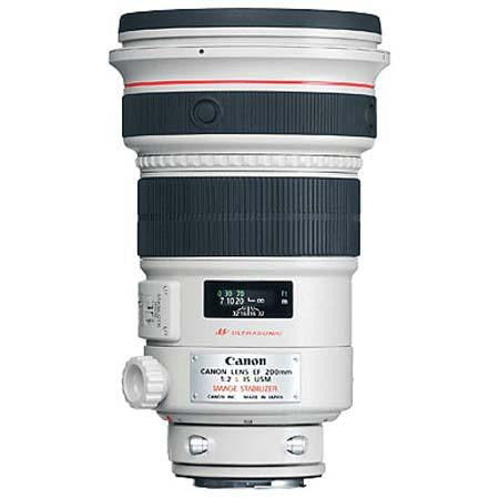 Canon EF 200mm f/2L IS USM - Photo-Video - Canon - Helix Camera