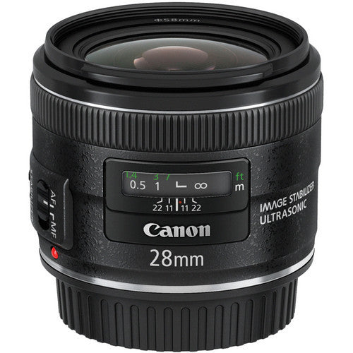 Canon EF 28mm f/2.8 IS USM - Photo-Video - Canon - Helix Camera