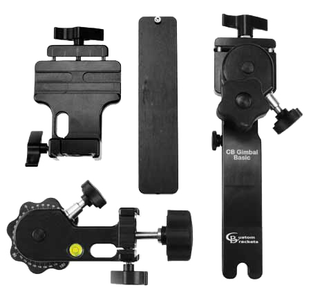 Used Custom Brackets CB Gimbal
