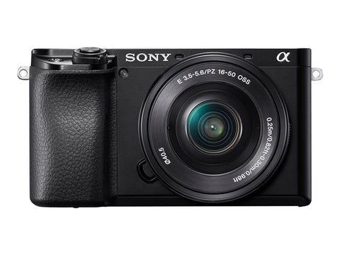 Sony a6100 Mirrorless Camera with 16-50mm