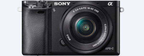 Sony a6300 Mirrorless Camera with 16-50mm Lens