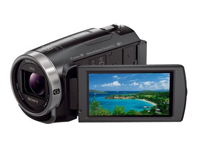 Sony Handycam HDR-CX675 Camcorder