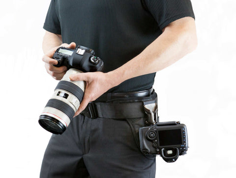 Spider Holster SpiderPro 1-to-2 Camera Upgrade v2