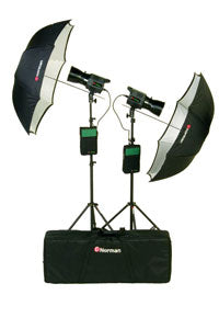 Norman DP320-KIT2 Two Light Basic Studio Kit w/ BP320