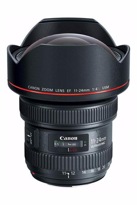 Canon EF 11-24mm f/4L USM Lens - Photo-Video - Canon - Helix Camera