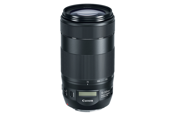 Canon EF 70-300mm f/4-5.6 IS II USM - Photo-Video - Canon - Helix Camera