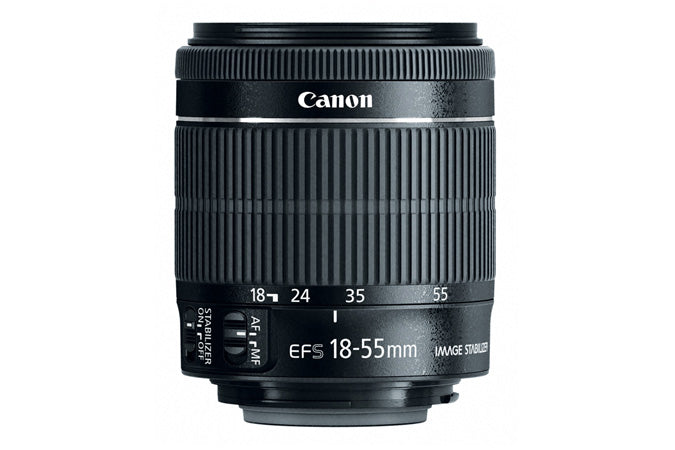Used Canon EF-S 18-55mm f3.5-5.6 IS STM