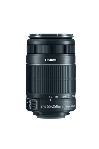 Used Canon EF-S 55-250mm f/4-5.6 IS II