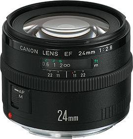 Used Canon EF 24mm f/2.8