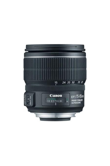 Canon EF-S 15-85mm f/3.5-5.6 IS USM - Photo-Video - Canon - Helix Camera