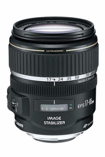 Used Canon EF-S 17-85mm f4-5.6 IS USM