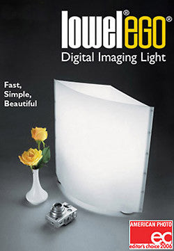 Used Lowel Ego Fluorescent Tabletop Light - Lighting-Studio - Used - Helix Camera
