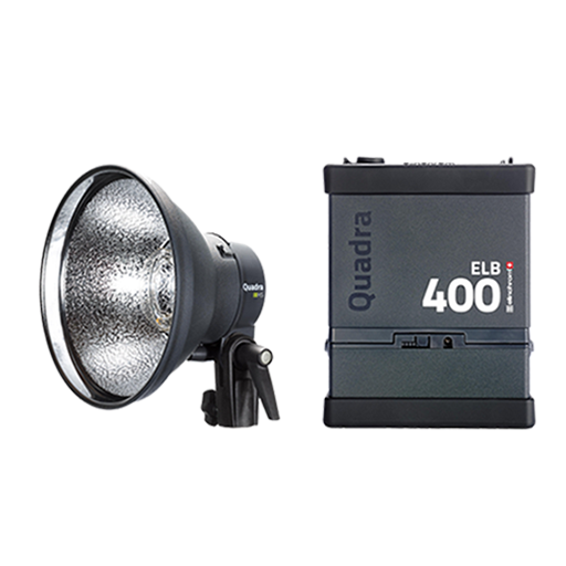 Elinchrom ELB 400 Hi-Sync To Go Kit - Lighting-Studio - Elinchrom - Helix Camera