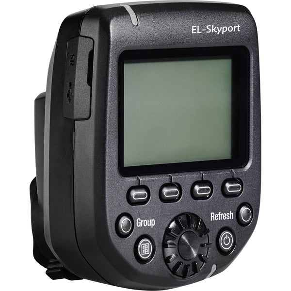 Elinchrom EL-Skyport Transmitter Plus HS for Canon - Lighting-Studio - Elinchrom - Helix Camera