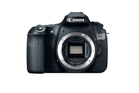 Used Canon EOS 60D with 18-135mm IS
