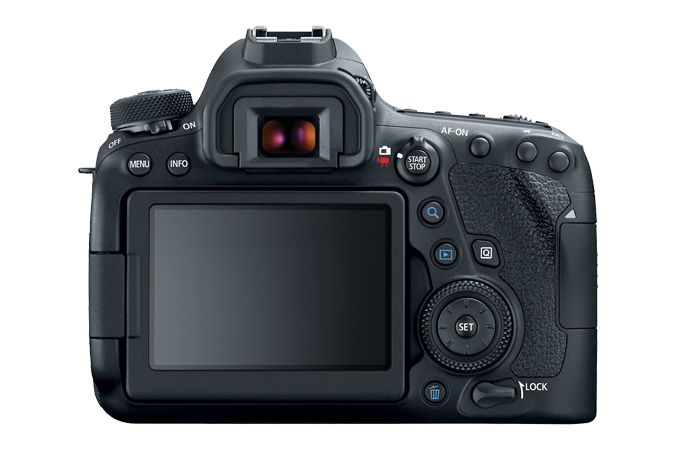 Canon EOS 6D Mark II DSLR Body Only - Photo-Video - Canon - Helix Camera