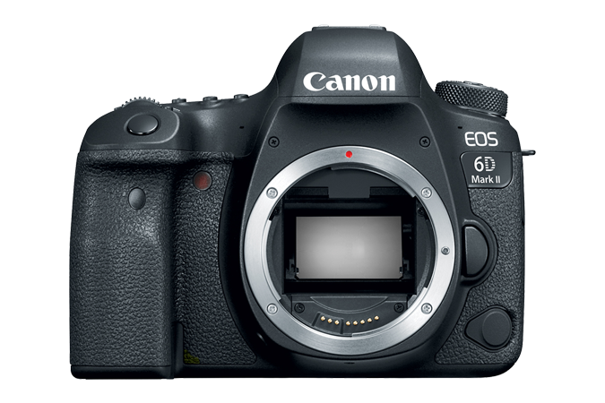 Canon EOS 6D Mark II DSLR Body with 24-105mm STM (PRE-ORDER) - Photo-Video - Canon - Helix Camera