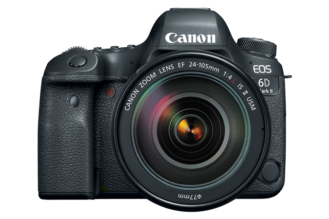 Canon EOS 6D Mark II DSLR Body with 24-105mm f4L II (PRE-ORDER) - Photo-Video - Canon - Helix Camera