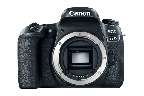 Canon EOS 77D with 18-55mm Kit - Photo-Video - Canon - Helix Camera