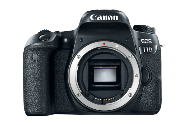 Canon EOS 77D Body Only - Photo-Video - Canon - Helix Camera