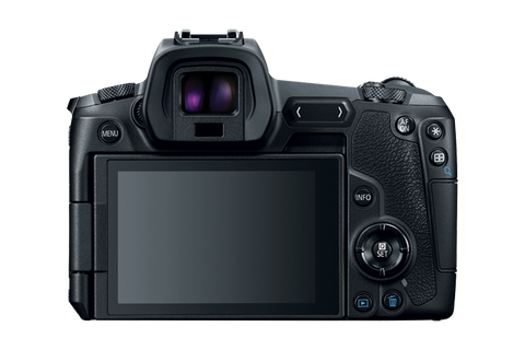 Canon EOS R Full-Frame Mirrorless Camera Body