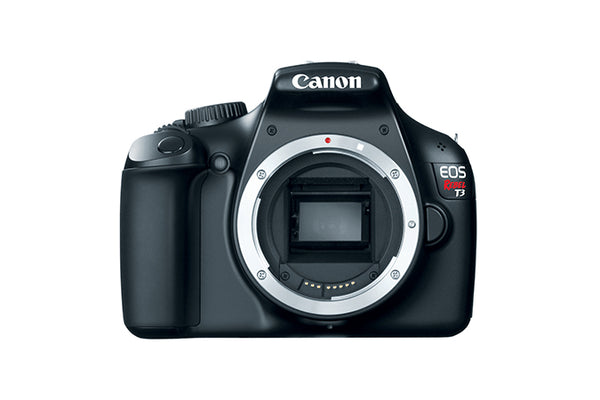 Used Canon EOS Rebel T3 DSLR with 18-55mm IS II