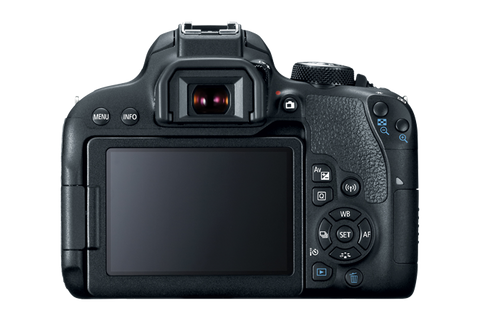 Canon EOS Rebel T7i Body Only - Photo-Video - Canon - Helix Camera