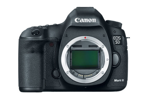 Used Canon EOS 5D Mark III Body with 24-105mm f4 L IS
