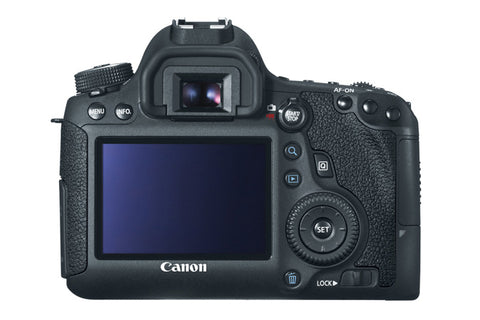 Used Canon EOS 6D DSLR Body
