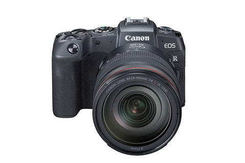 Canon EOS RP RF 24-105mm F4 L IS USM Kit