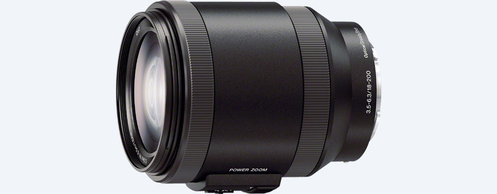 Sony E PZ 18–200mm F3.5-6.3 OSS - Photo-Video - Sony - Helix Camera