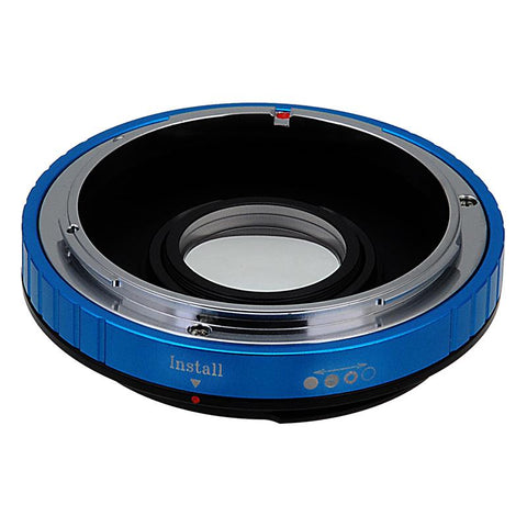 Fotodiox Pro Lens Mount Adapter Compatible with Canon FD & FL 35mm SLR lens to Canon EOS (EF, EF-S)