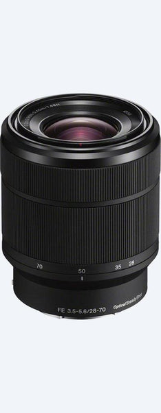Sony FE 28-70 mm F3.5-5.6 OSS Lens - Photo-Video - Sony - Helix Camera