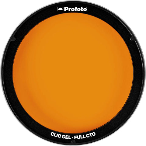 Profoto Clic Gel Full CTO