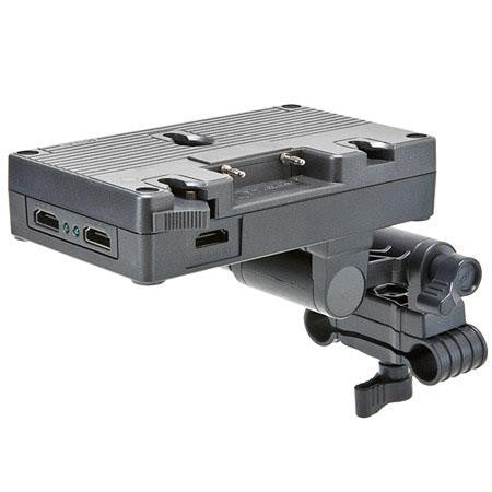 F&V 3-Stud Battery System with HDMI Splitter - Kit 102021040101 - Lighting-Studio - F&V Lighting USA - Helix Camera
