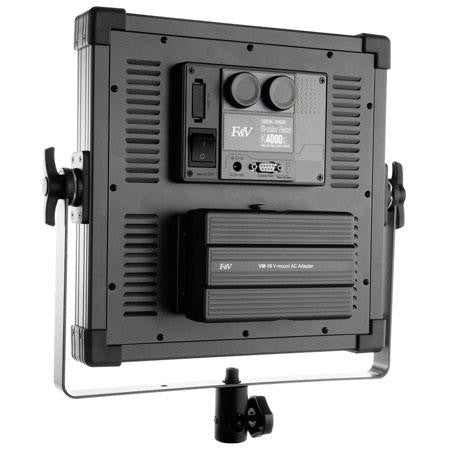 F&V K4000 Daylight LED Studio Panel | 3-Light Kit (Anton Bauer) 109041020233 - Lighting-Studio - F&V Lighting USA - Helix Camera