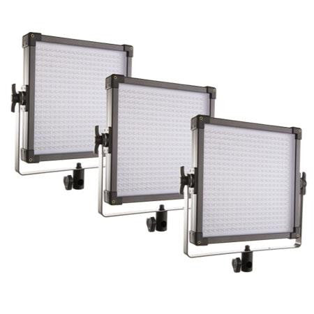 F&V K4000 Daylight LED Studio Panel | 3-Light Kit (Anton Bauer) 109041020233