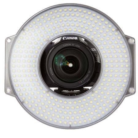F&V R300 LED Ring Light w/ L-Bracket 118150010201